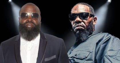 Black Thought and Beanie Sigel