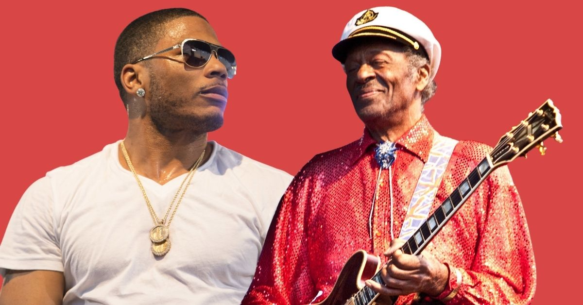 Nelly and Chuck Berry