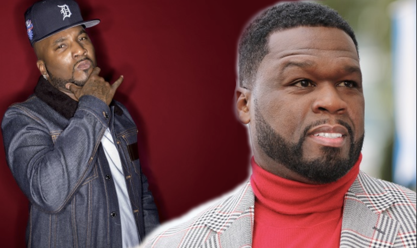 Young Jeezy Disses 50 Cent And Young Jeezy! Gibbs Replies With Daggers!