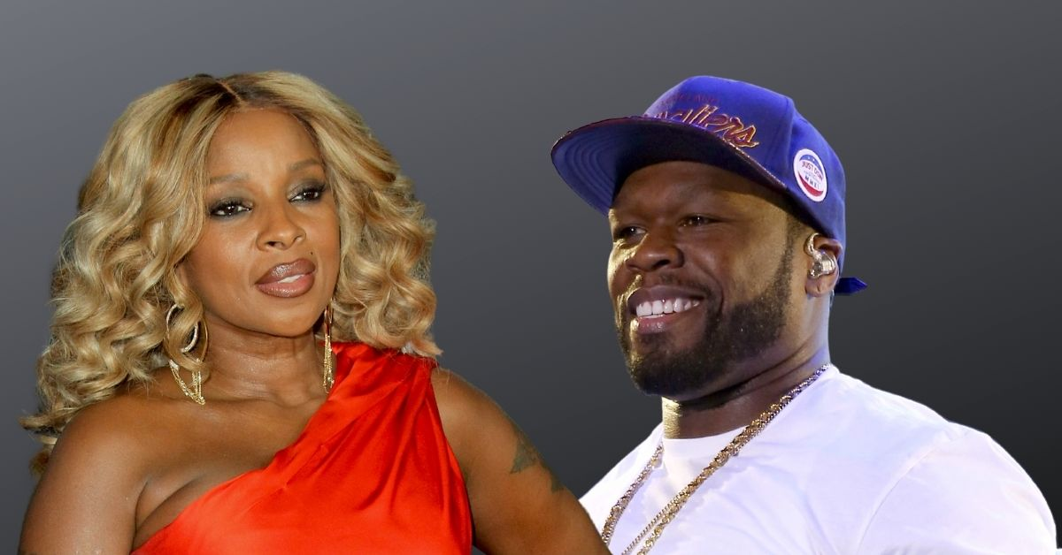 mary j blige and 50 Cent