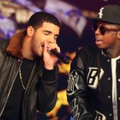 Drake and Lil Wayne