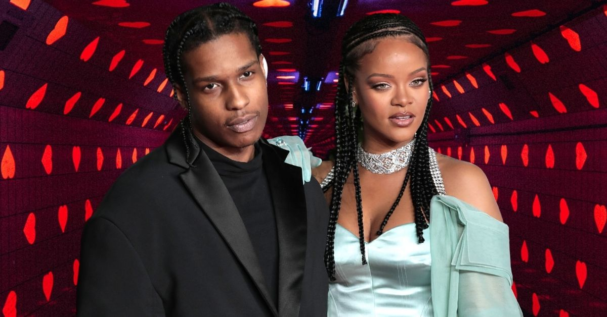 Rihanna and A$AP Rocky