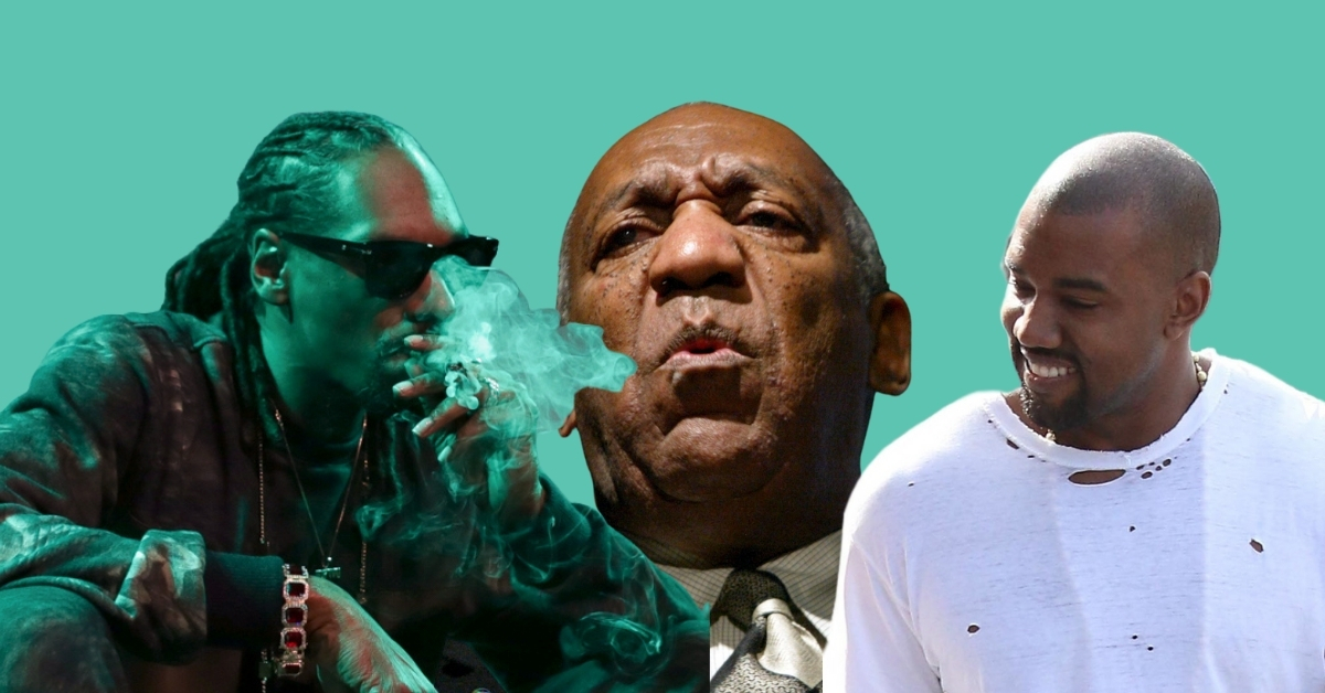 Snoop, Bill Cosby and Kanye West