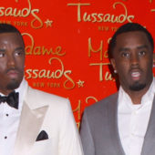 Diddy Wax Figure