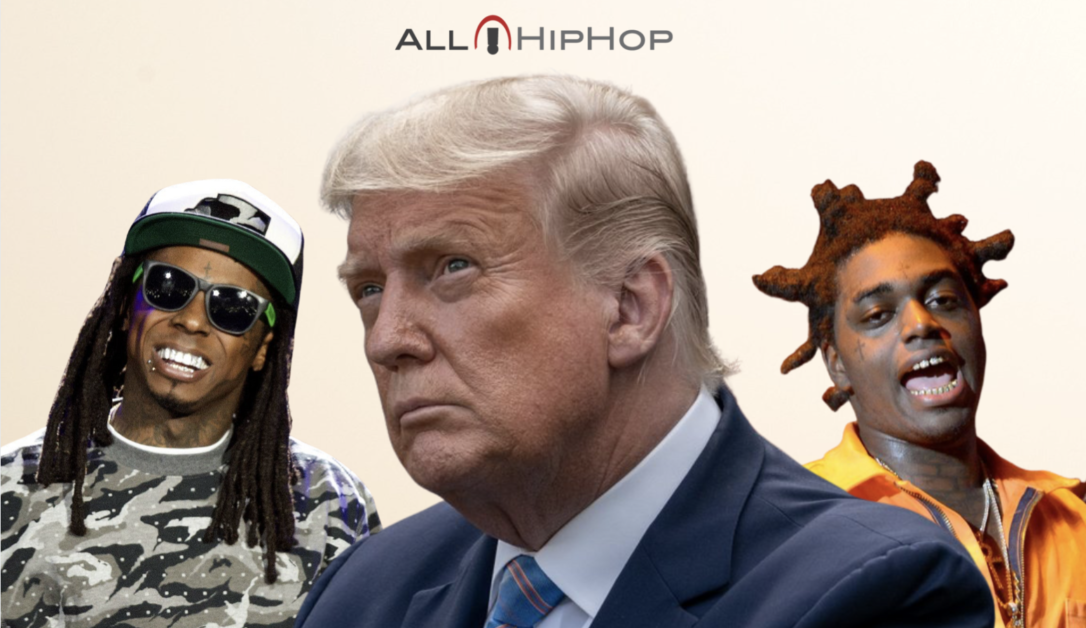 Donald Trump Lil Wayne Kodak Black