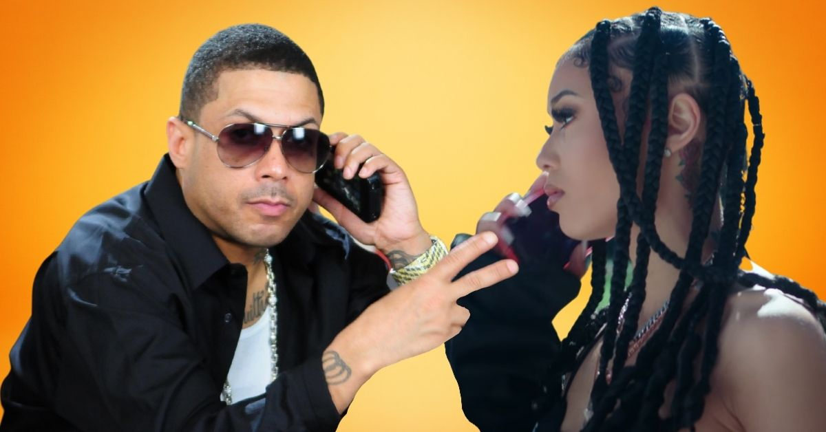 Benzino and Coi Leray