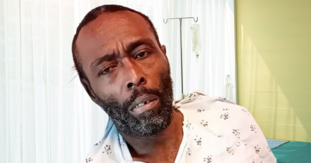 Black Rob Gathers His Strength From A Hospital Bed To Honor DMX