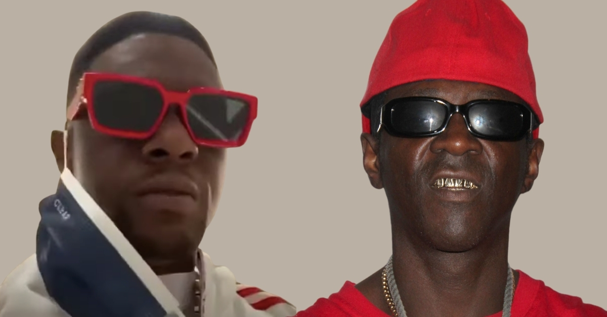 Boosie and Flavor Flav