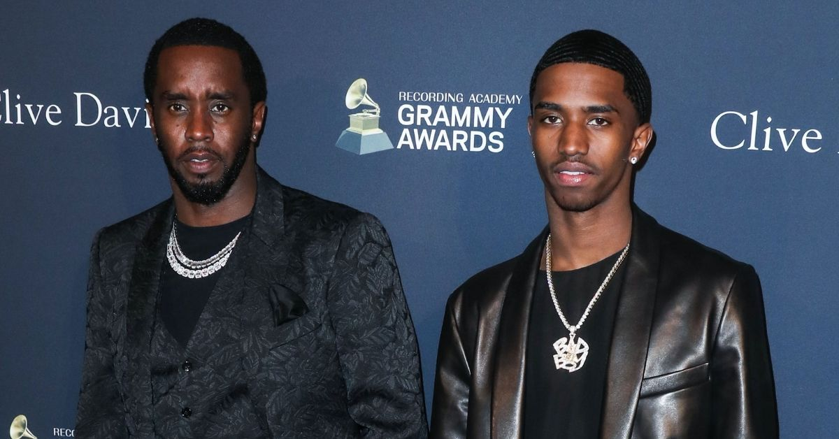 Diddy and King Combs