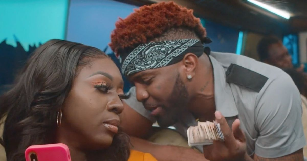 """Jamaica's Konshens Teams With Fellow Dancehall Stars Spice and Rvssian on """"Pay For It"""""""