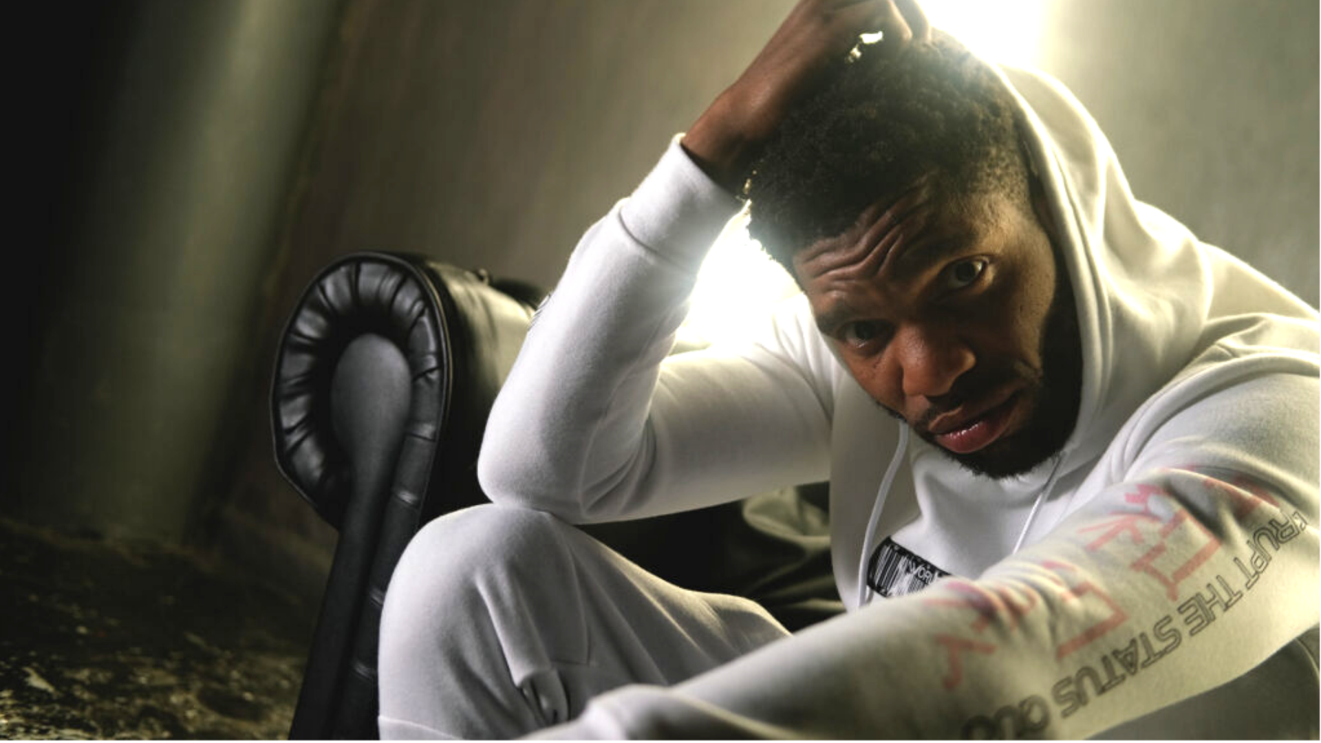 Loaded Lux Drops NFT Called 'Birth of The Grey Hoodie;' Becomes First Battle Rapper In the Field