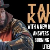 Talib Kweli Talks New Book & Music, DMX Interview, Social Media Drama, Black Lives Matter And MORE!